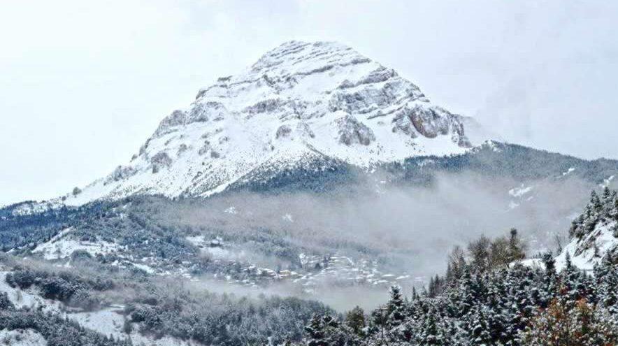 Tzoumerka Strogoula winter
